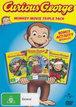 Curious George / Curious George 2 : Follow That Monkey / Curious George: A Very Monkey Christmas