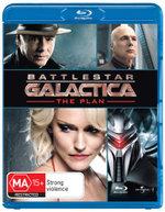Battlestar Galactica : The Plan (2009) - Edward James