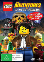 Lego : The Adventures of Clutch Powers - Howard E. Baker