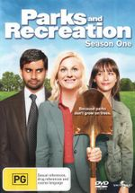 Parks and Recreation : Season 1 - Rashida Jones