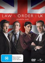 Law and Order : UK - Season 1 - Bradley Walsh