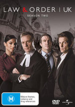 Law and Order : UK - Season 2 - Harriet Walter