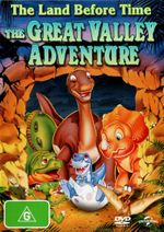 The Land Before Time II : The Great Valley Adventure - Heather Hogan