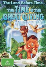 The Land Before Time III : The Time of The Great Giving (Handle Case)