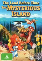 The Land Before Time V : The Mysterious Island (Handle Case)