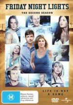 Friday Night Lights : Season 2 (4 Discs) - Taylor Kitsch