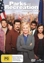 Parks and Recreation : Season 2 - Aziz Ansari