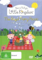 Ben and Holly's Little Kingdom : Volume 1 - The Royal Fairy Picnic and Other Stories
