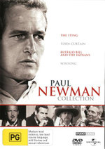 Paul Newman Collection (Buffalo Bill and the Indians / The Sting / Torn Curtain / Winning) - Joanne Woodward