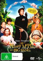 Nanny McPhee and the Big Bang - Maggie Gyllenhaal