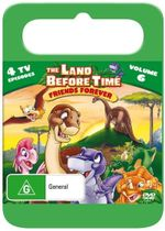 The Land Before Time : Volume 6 - Friends Forever (Handle Case)