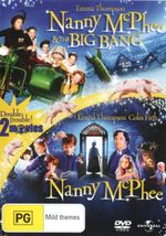 Nanny McPhee / Nanny McPhee and the Big Bang - Oscar Steer