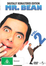 Mr. Bean : Volume 2 - Rowan Atkinson