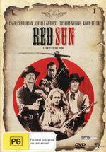 Red Sun - Ursula Andress