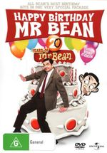 Happy Birthday Mr. Bean - Rowan Atkinson
