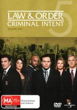 Law and Order : Criminal Intent - The 5th Year - Vincent DOnofrio