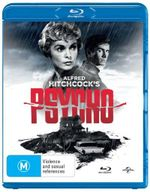 Psycho (1960) (50th Anniversary Collector's Edition) - Anthony Perkins