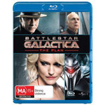 Battlestar Galactica (2004) : The Complete Series / Battlestar Galactica: The Plan (2009) - James Callis