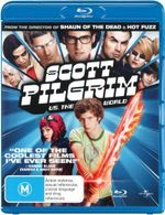 Scott Pilgrim vs The World - Jason Schwartzman