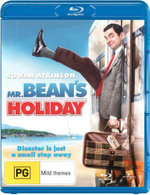 Mr. Bean's Holiday - Willem Defoe