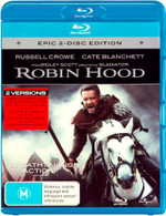 Robin Hood (2010) (Director's Cut/Theatrical Versions) (2 Disc Epic Edition) - Danny Huston
