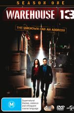 Warehouse 13 : Season 1 - Allison Scagliotti