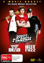 Hot Fuzz / Scott Pilgrim vs The World / Shaun of the Dead - Anna Kendrick