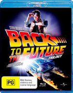 Back to the Future Trilogy - Michael J Fox