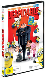 Despicable Me - Kristen Wiig