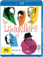 The Ladykillers - Alec Guiness
