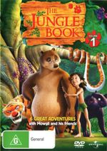 The Jungle Book : Volume 1 - Nigel Pilkington