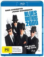 Blues Brothers 2000 - Walter Levine
