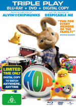 Hop (Blu-ray/DVD/Digital Copy) - Gary Cole