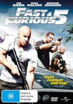 Fast and Furious 5 - Dwayne Johnson