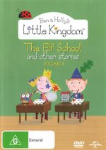 Ben and Holly's Little Kingdom : Volume 4 - The Elf School and Other Stories - Sarah Ann Kennedy