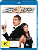 Johnny English - Tasha de Vasconcelos