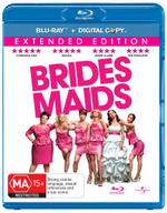 Bridesmaids (Blu-ray/Digital Copy) (Extended Edition) - Tom Yi