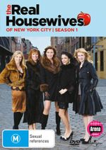 The Real Housewives of New York City : Season 1 - Ramona Singer