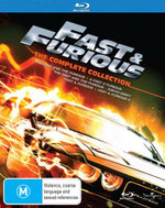 Fast and Furious Collection 1 - 5 (The Fast and the Furious) - Damien Marzette