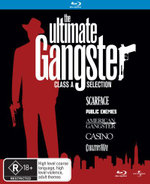 Ultimate Gangster Collection (American Gangster / Carlito's Way / Casino / Public Enemies / Scarface) - Penelope Ann Miller
