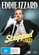 Eddie Izzard : Stripped Live - Eddie Izzard