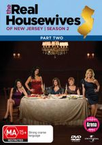 The Real Housewives of New Jersey : Season 2 - Part 2 - Dina Manzo