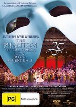 The Phantom of the Opera (2011) (25th Anniversary Concert at The Royal Albert Hall) - Laurence Oconnor