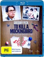 To Kill a Mockingbird (50th Anniversary Edition) - Brock Peters