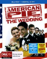 American Pie 3 : The Wedding (Blu-ray/Digital Copy) - January Jones