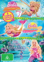 Barbie : A Mermaid Tale / Barbie: A Mermaid Tale 2 / Barbie: Mermaidia