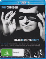 Roy Orbison : Black and White Night
