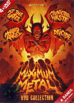 Various Artists : Maximum Metal