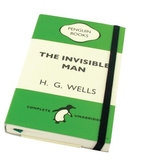 Invisible Man by H.G. Wells : Penguin A6 Notebook - Penguin Group Australia