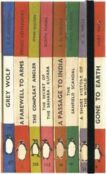Penguin Classic Spines : Penguin A6 Notebook (Lined) - Penguin Group Australia